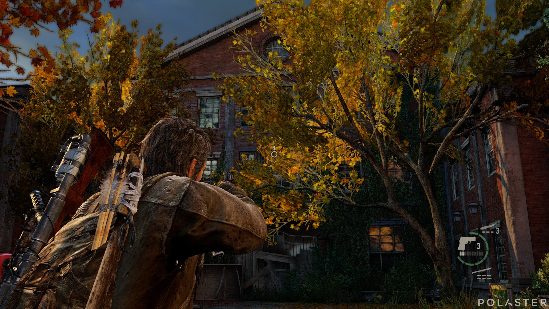 The Last of Us Colgante de Luciérnaga