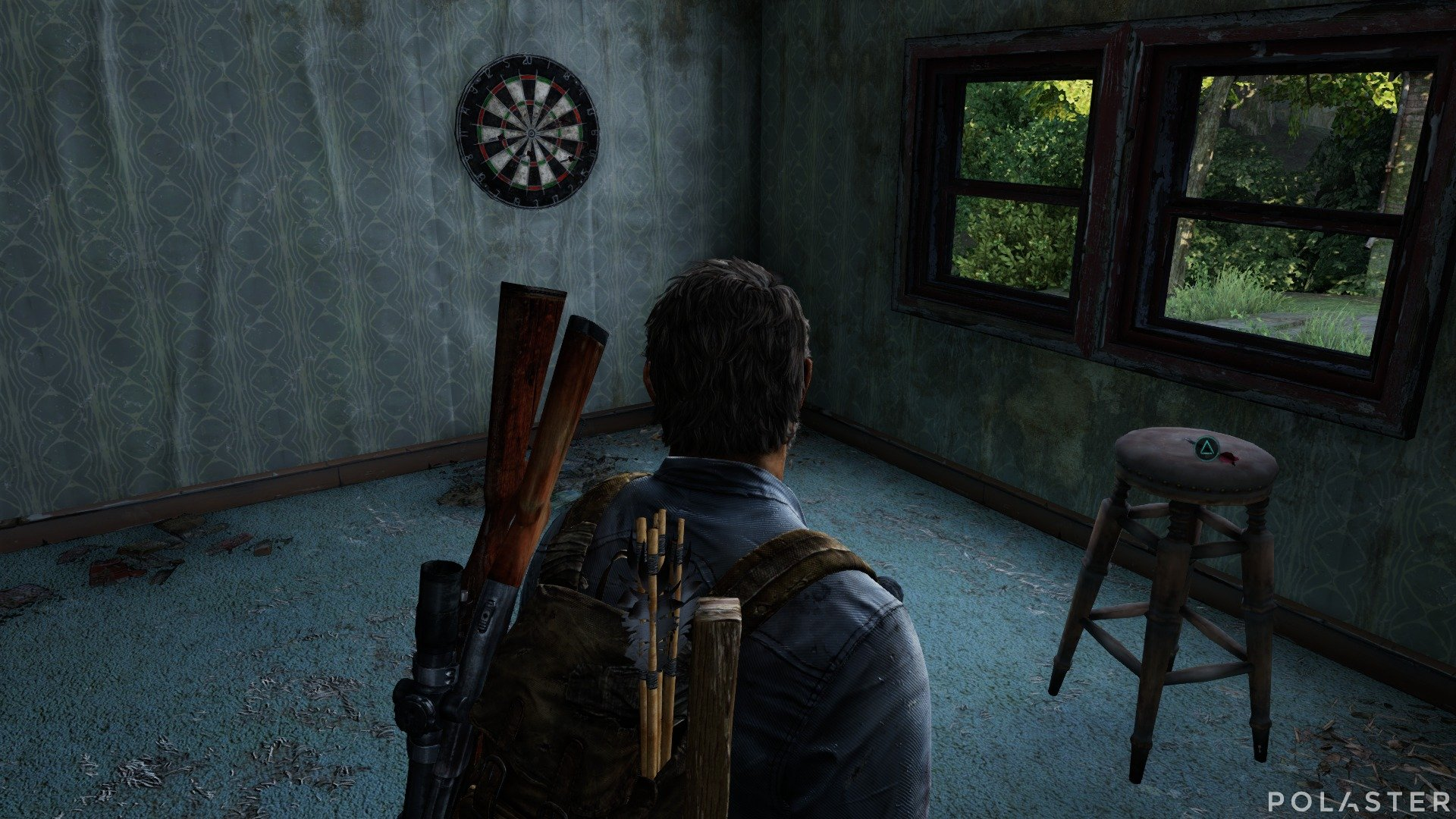 The Last of Us Conversación opcional