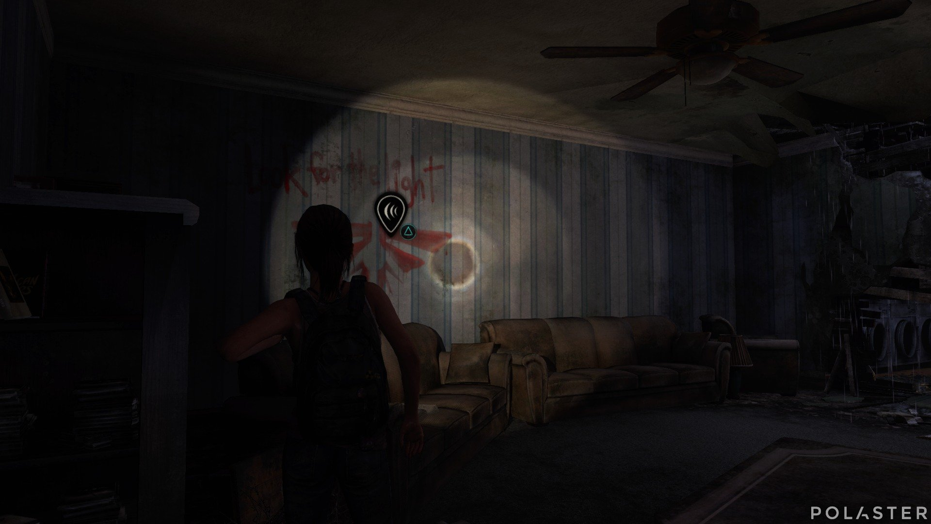 The Last of Us DLC Left Behind Conversación opcional