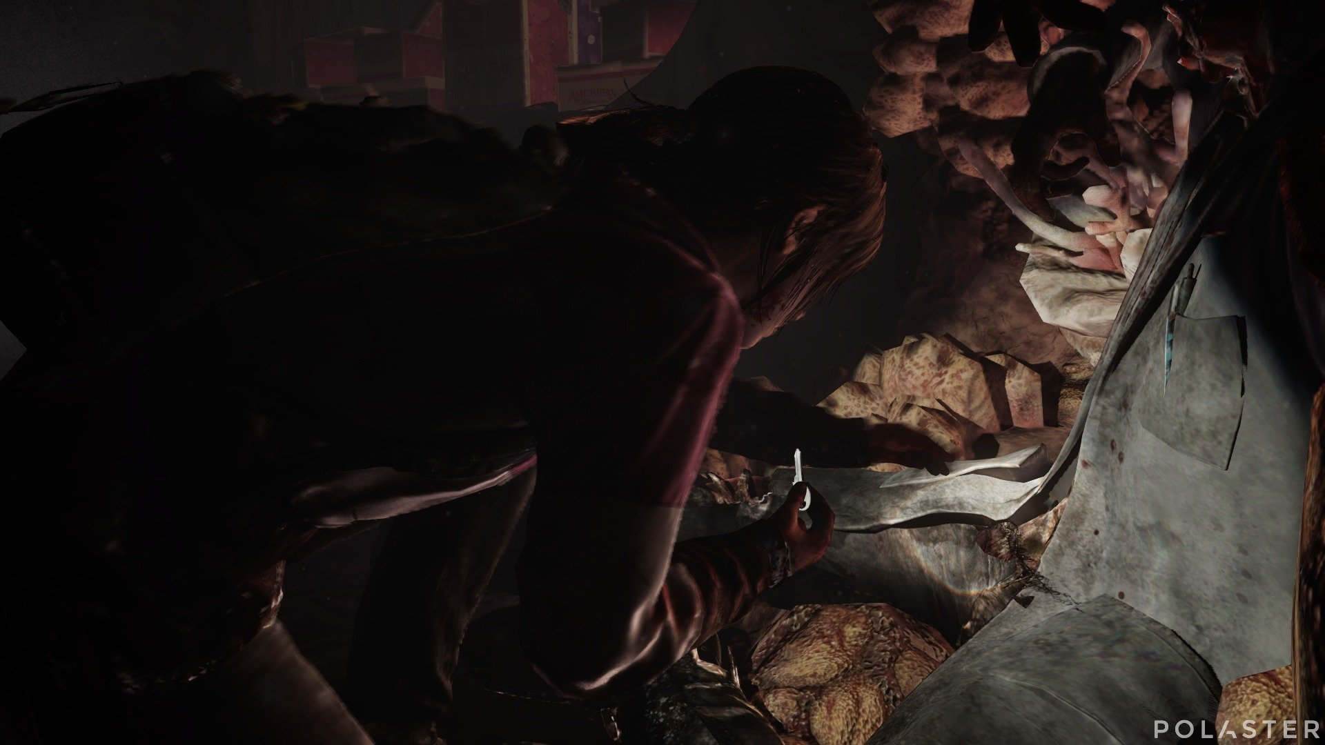 The Last of Us DLC Left Behind Artefacto Llave de la farmacia