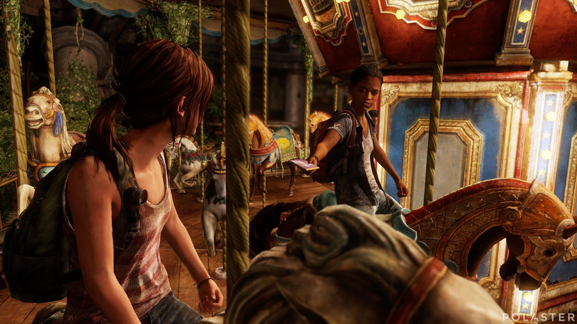 The Last of Us DLC Left Behind Artefacto Sin segundas: volumen dos