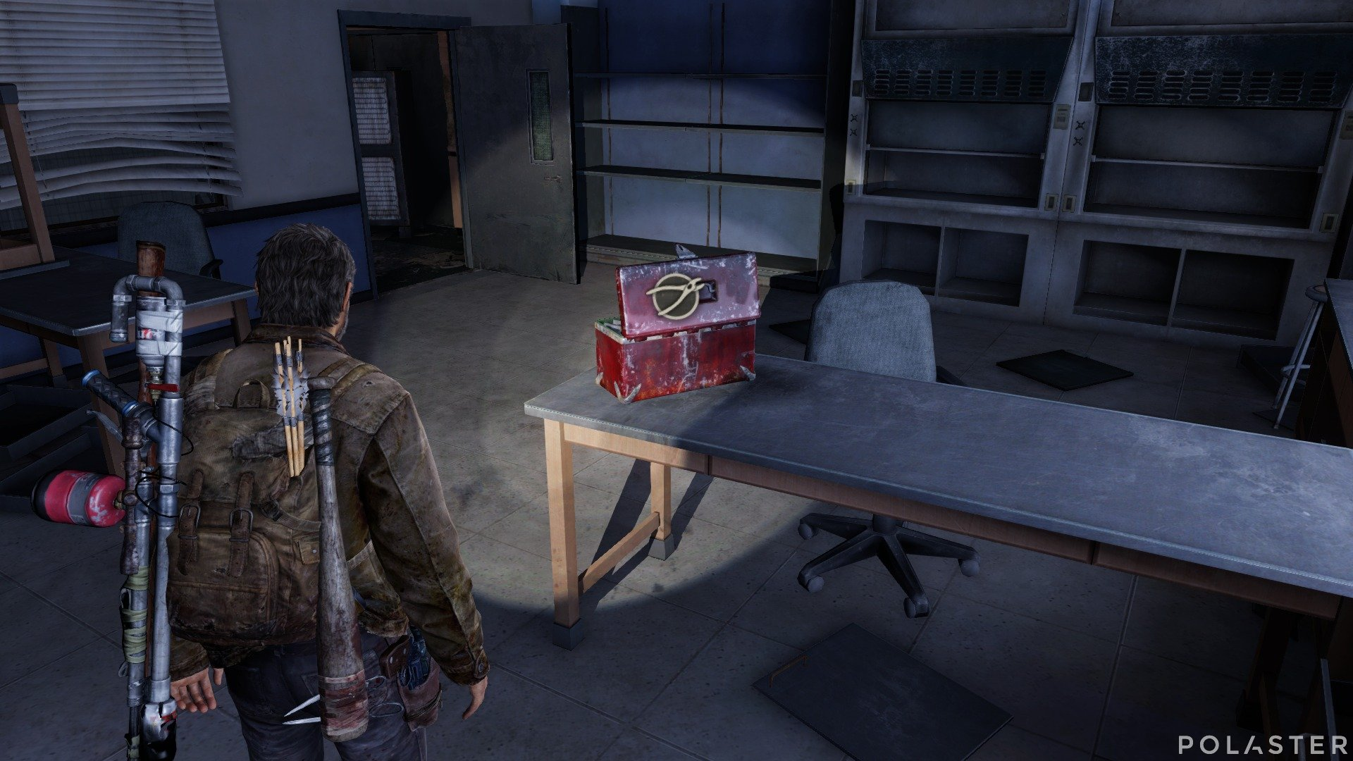 The Last of Us Herramientas de nivel 4