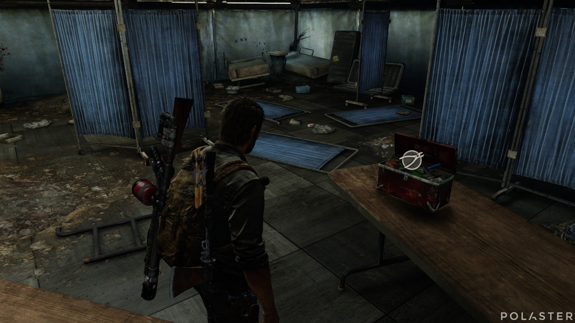 The Last of Us Herramientas de nivel 5