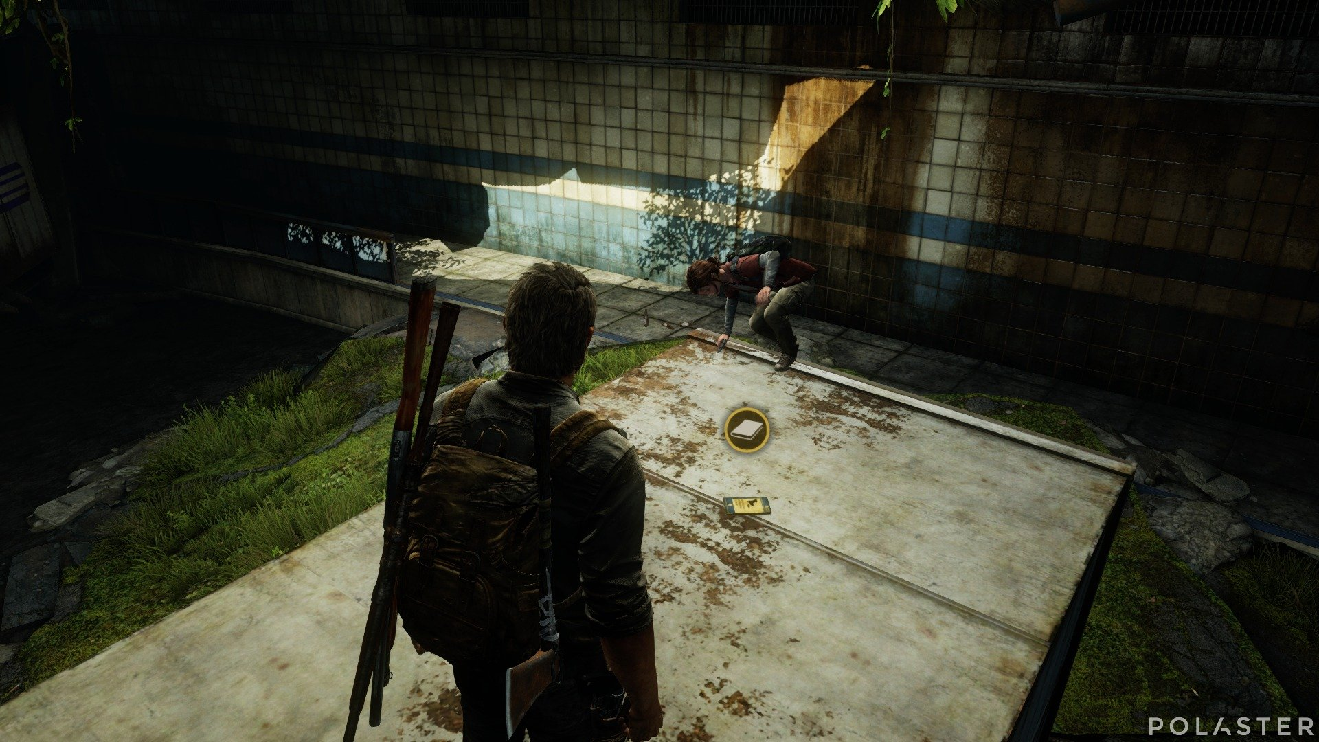 The Last of Us Manual de entrenamiento