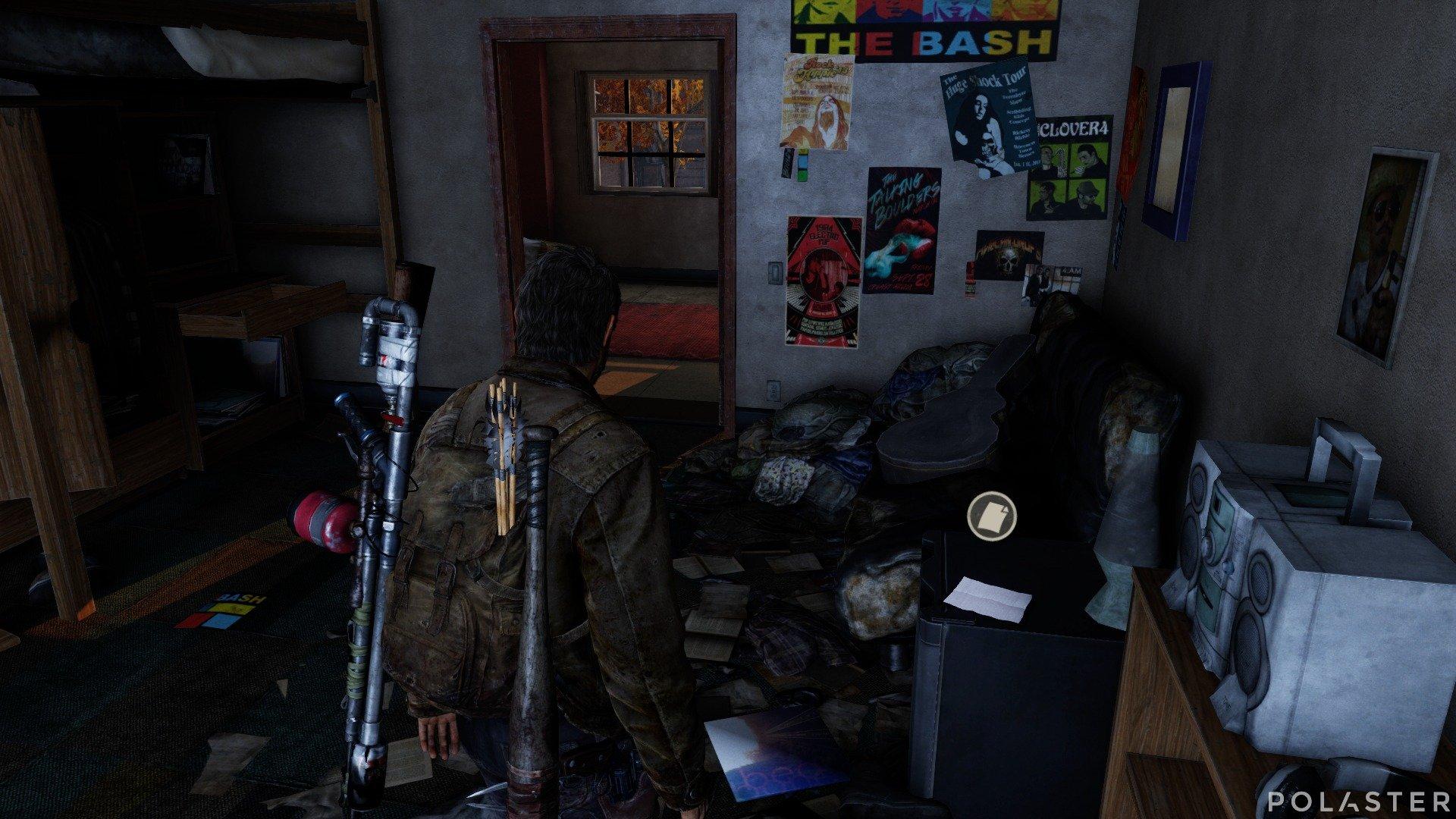 The Last of Us Artefacto Recorte de periódico