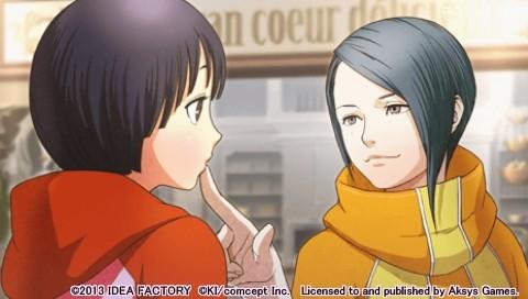Sweet Fuse PSP Guía Towa Wakasa