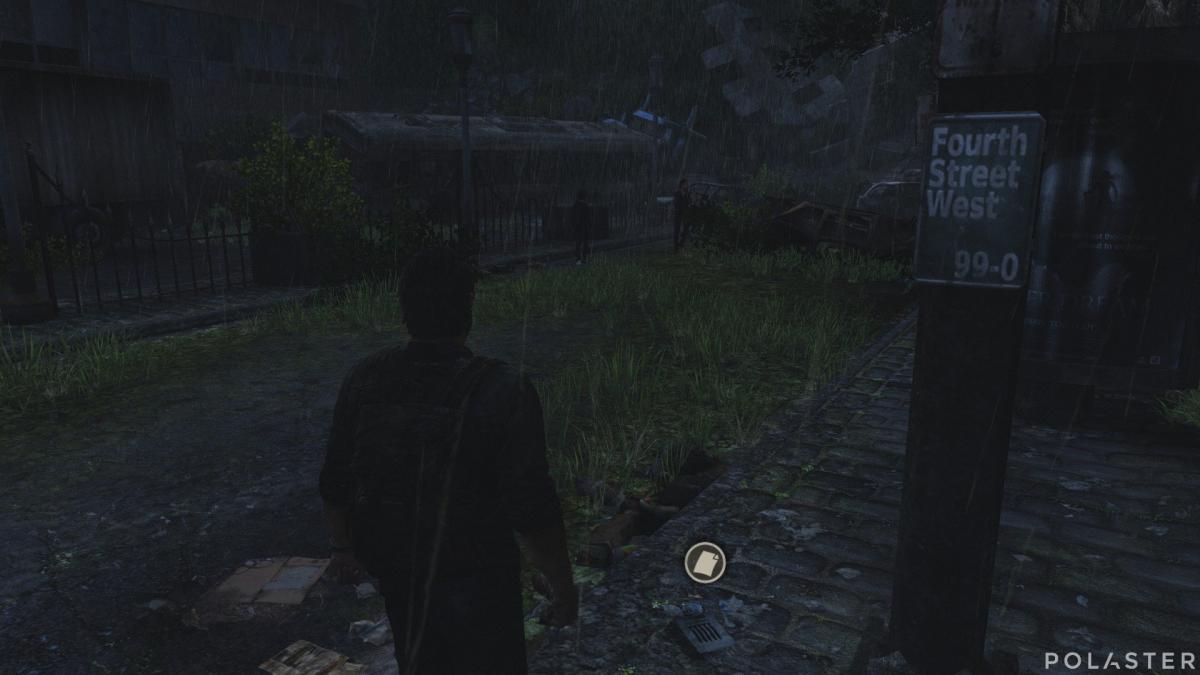The Last of Us Artefacto Aviso de Evacuación