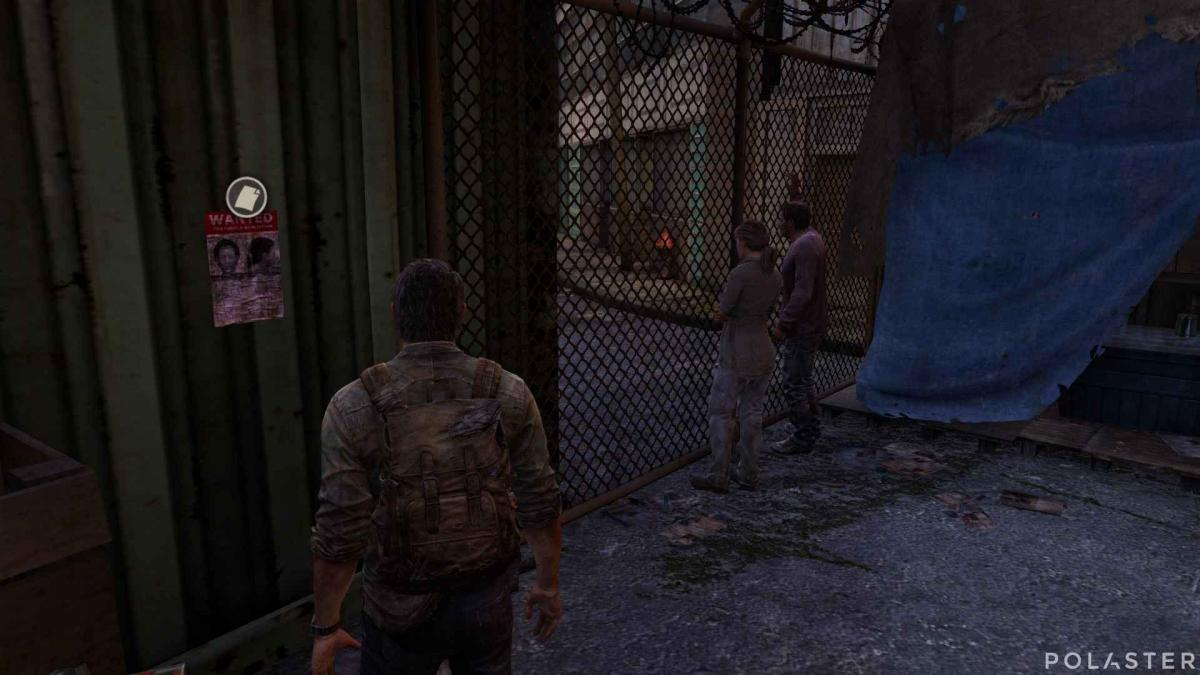 The Last of Us Artefacto Cartel de Se busca