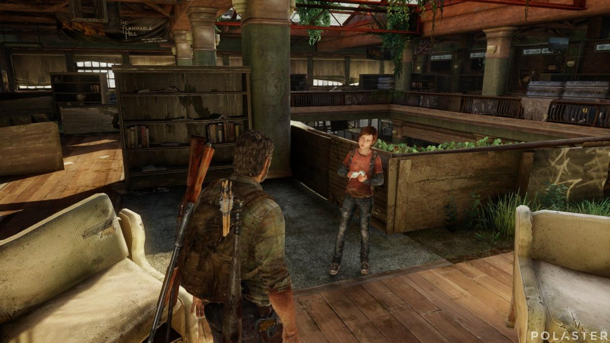 The Last of Us Chistes de Ellie