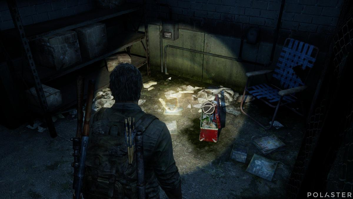 The Last of Us Herramientas de nivel 3