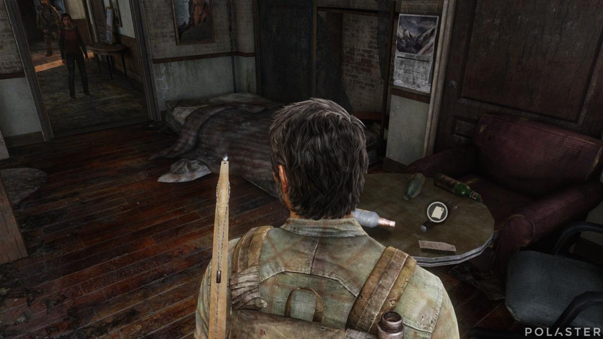 The Last of Us Artefacto Nota del cazador