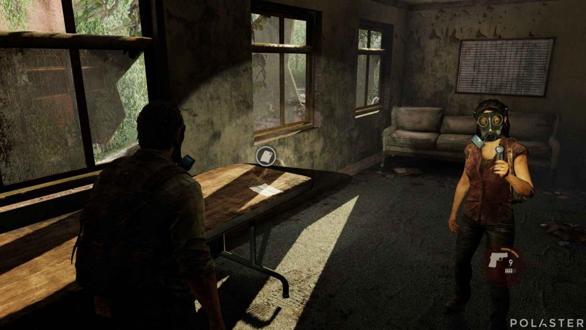 The Last of Us Artefacto Nota para hermano