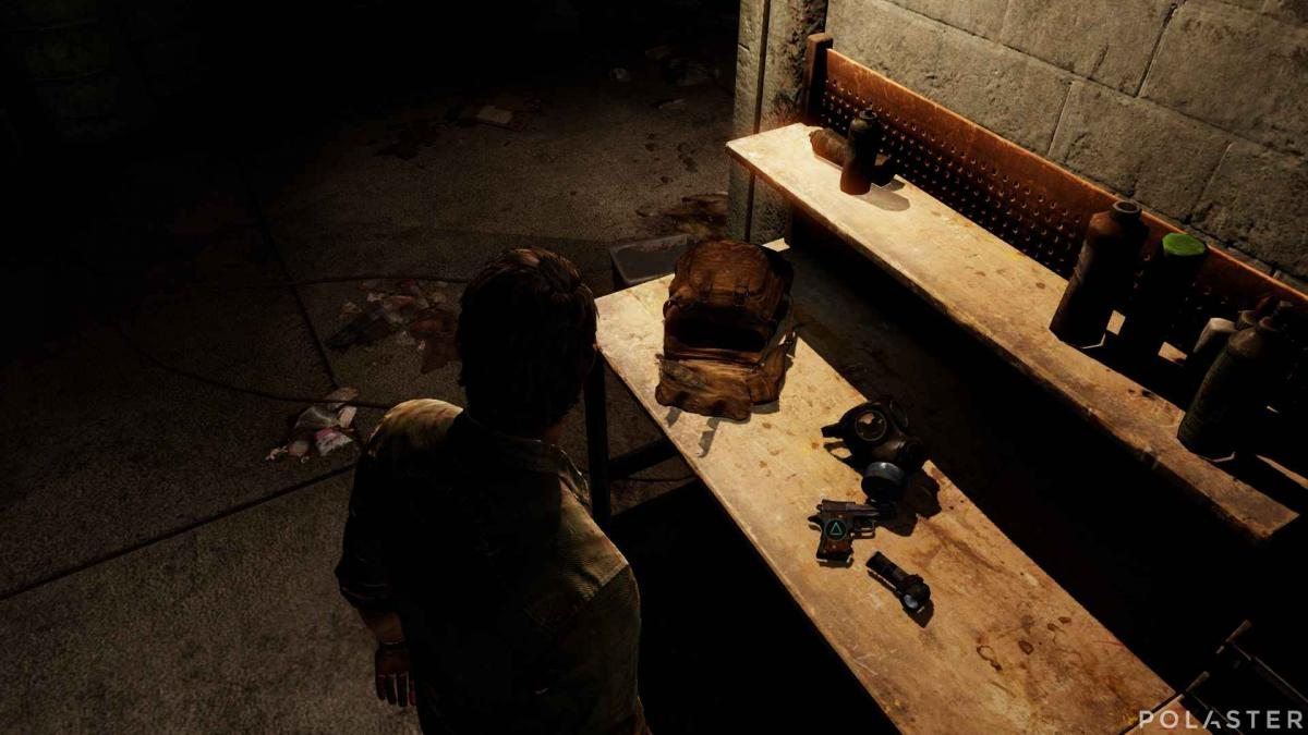 The Last of Us Artefacto Mapa Zona de cuarentena de Boston y Panfleto militar