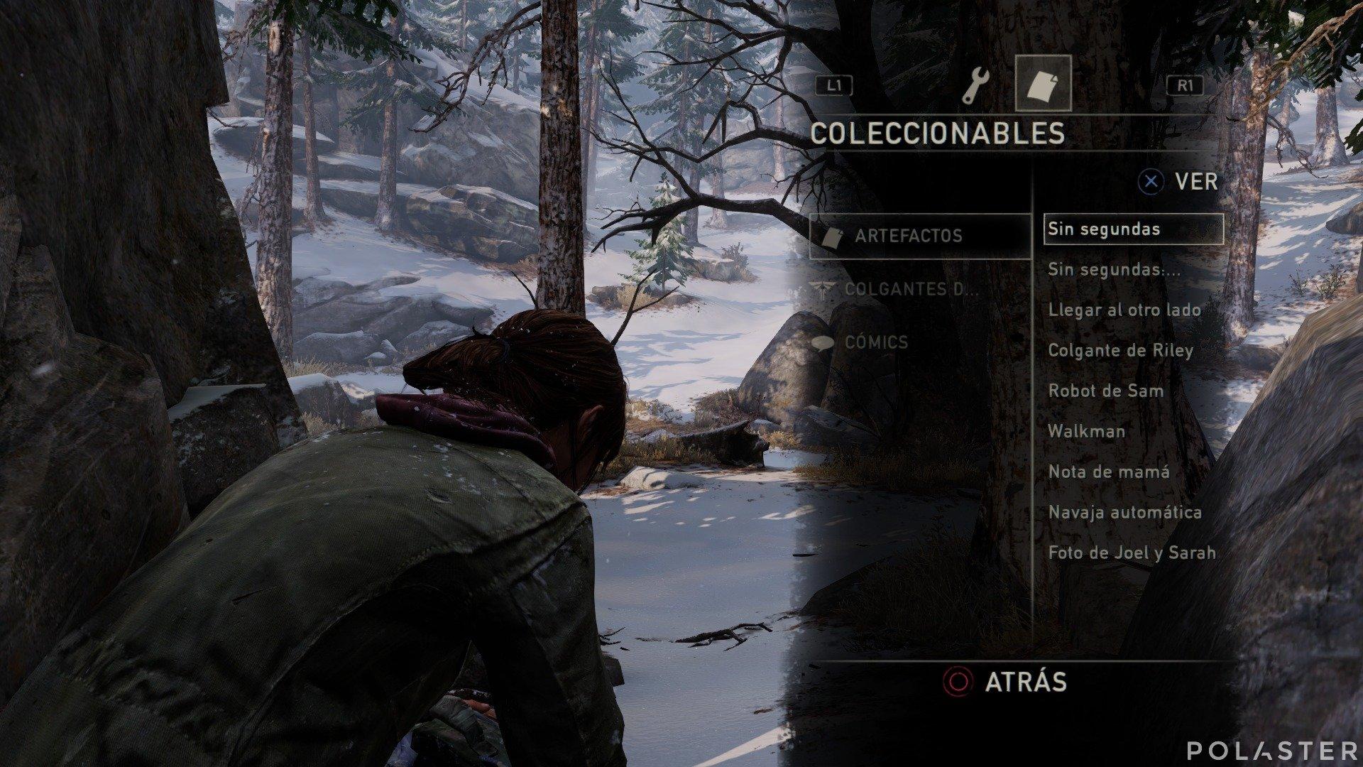 The Last of Us Artefactos Mochilla de Ellie