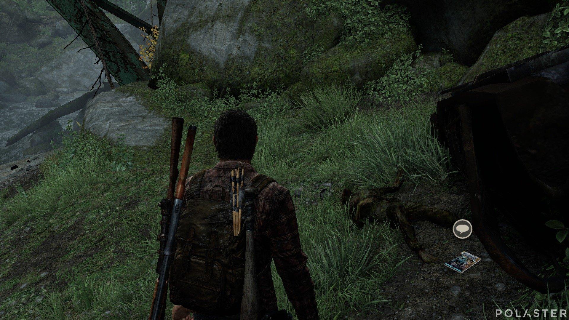 The Last of Us Cómic (Elemento extraño)