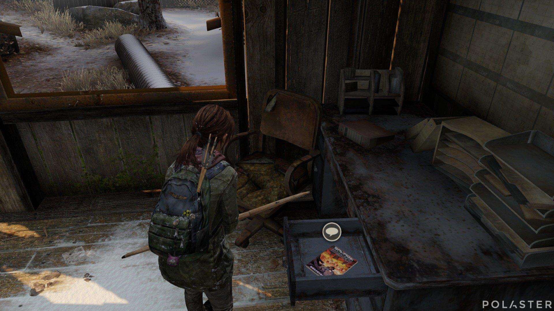 The Last of Us Cómic (Incertidumbre)
