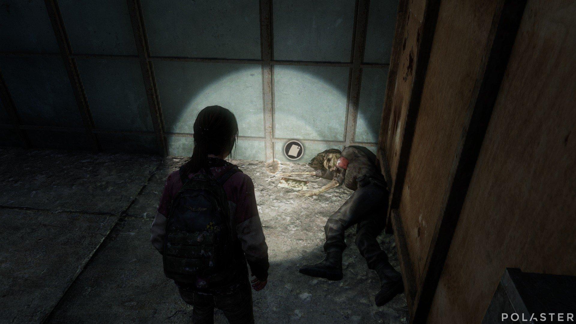 The Last of Us DLC Left Behind Artefacto Foto de tripulación