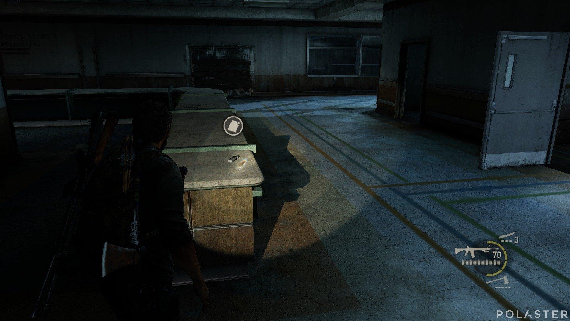 The Last of Us Artefacto Grabadora de cirujano