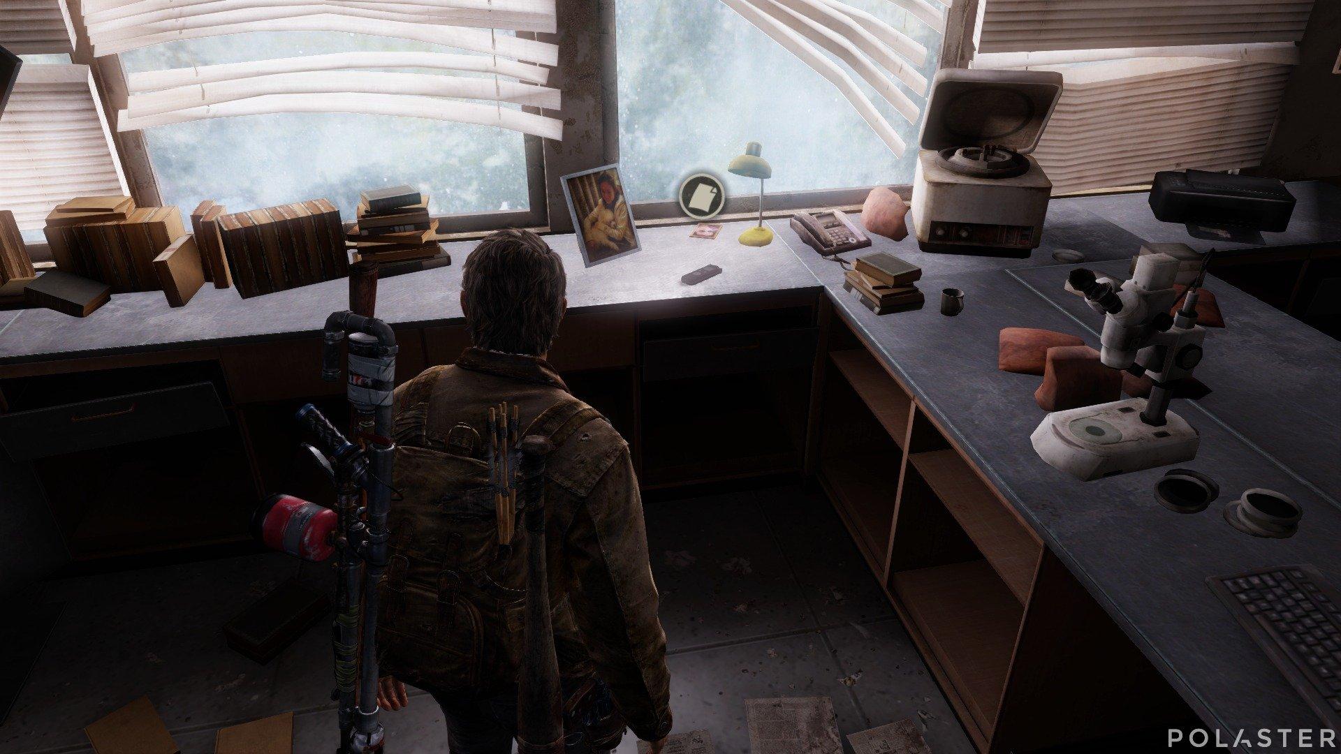 The Last of Us Artefacto Grabadora de la oficina