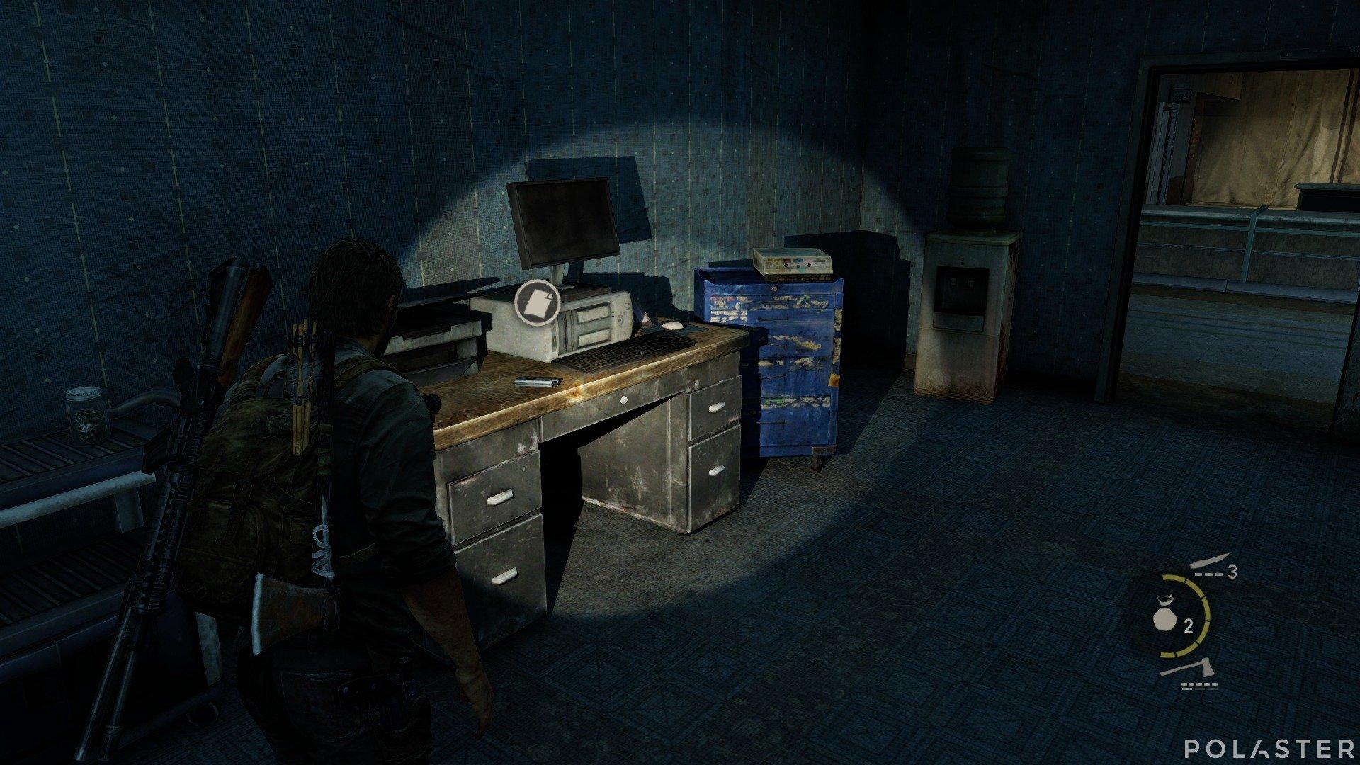The Last of Us Artefacto Grabadora de Marlene 1
