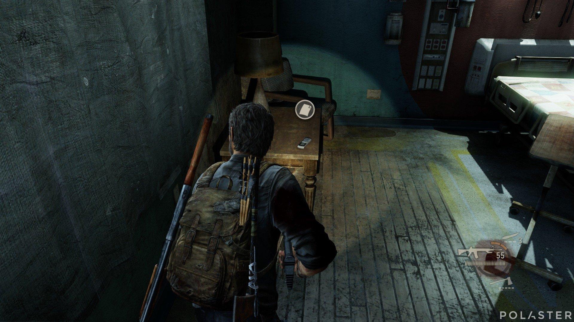 The Last of Us Artefacto Grabadora de Marlene 2