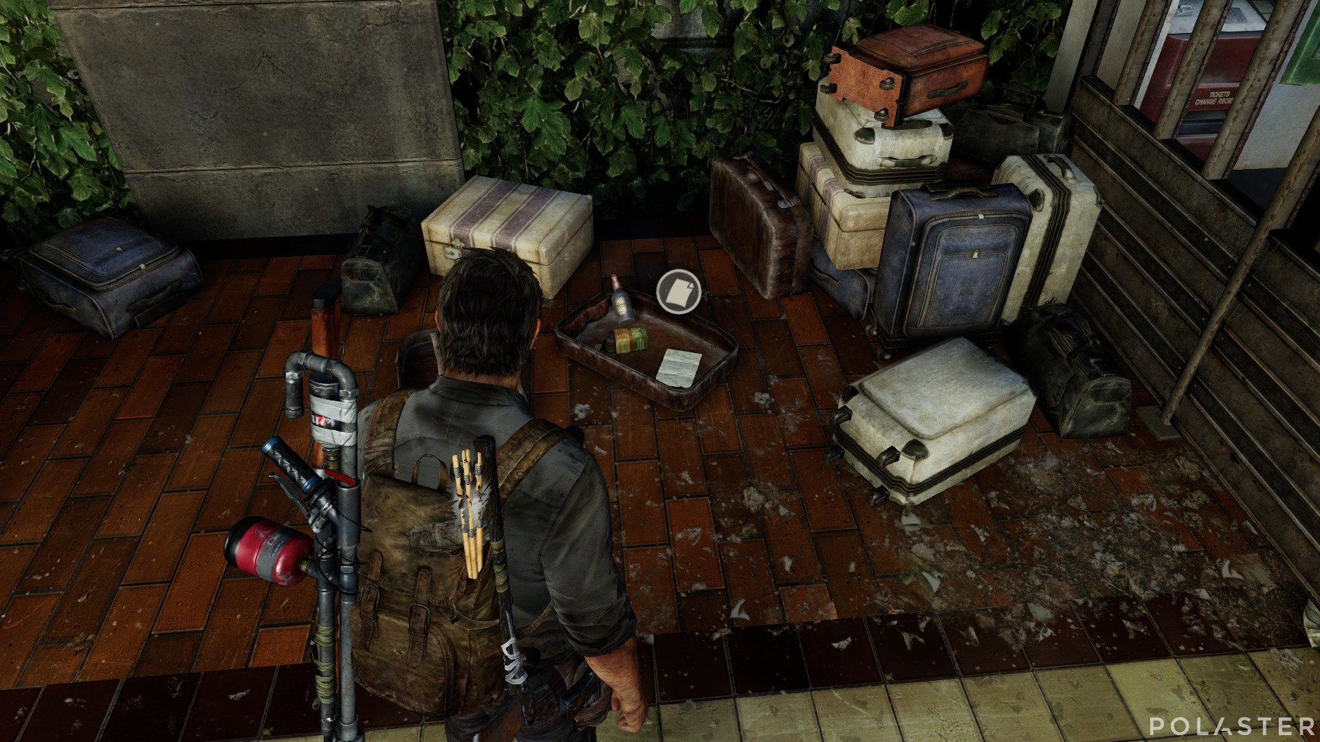 The Last of Us Artefacto Nota para esposa