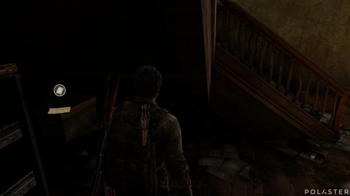 The Last of Us Artefacto Lista de verificación de solicitantes