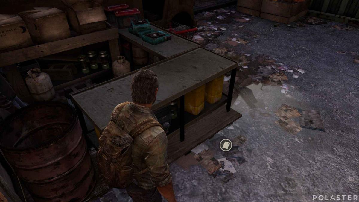 The Last of Us Aviso de reclutamiento