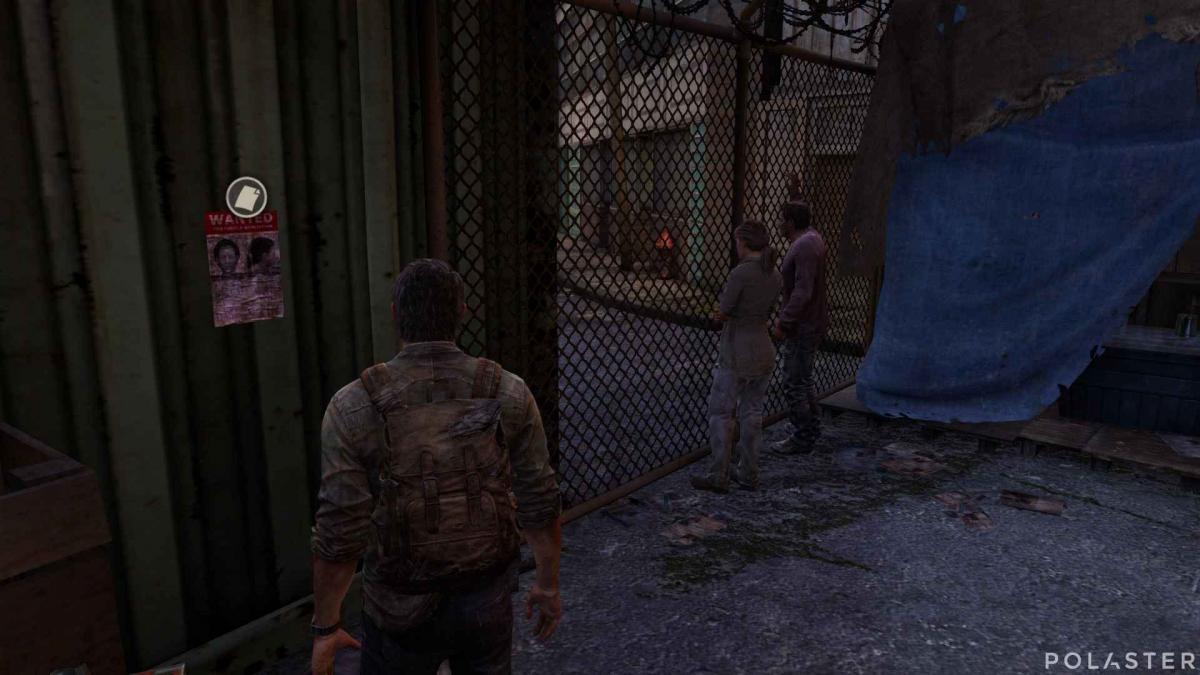 The Last of Us Artefacto Cartel de Se busca