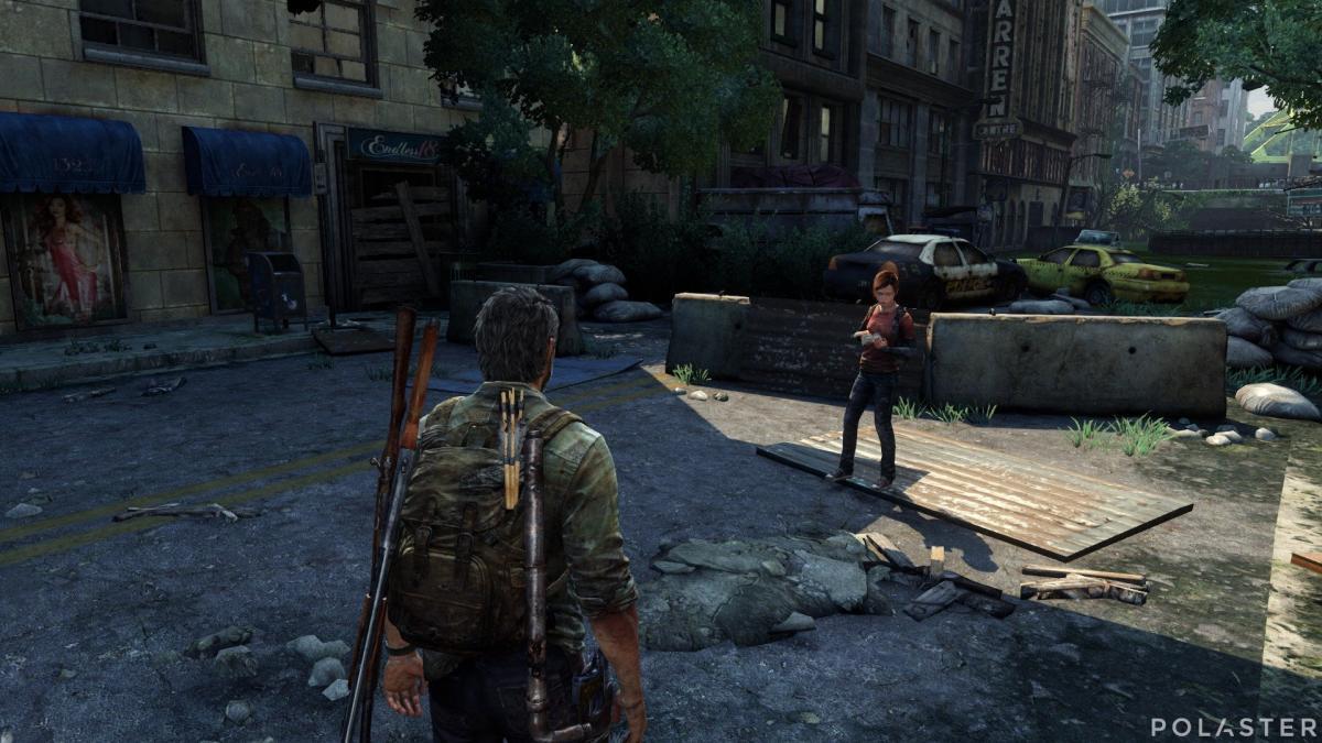 The Last of Us Chistes de Ellie