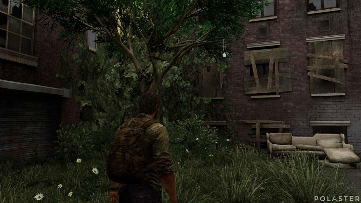 The Last of Us Colgante de Luciérnaga