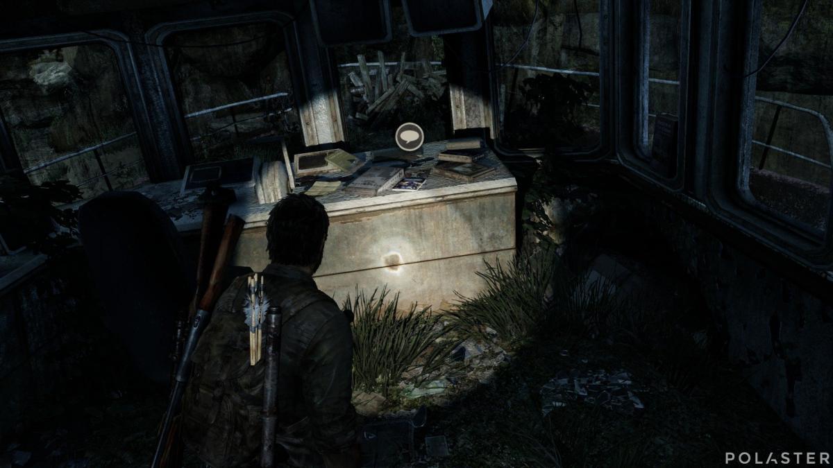 The Last of Us Cómic (Antipartículas)