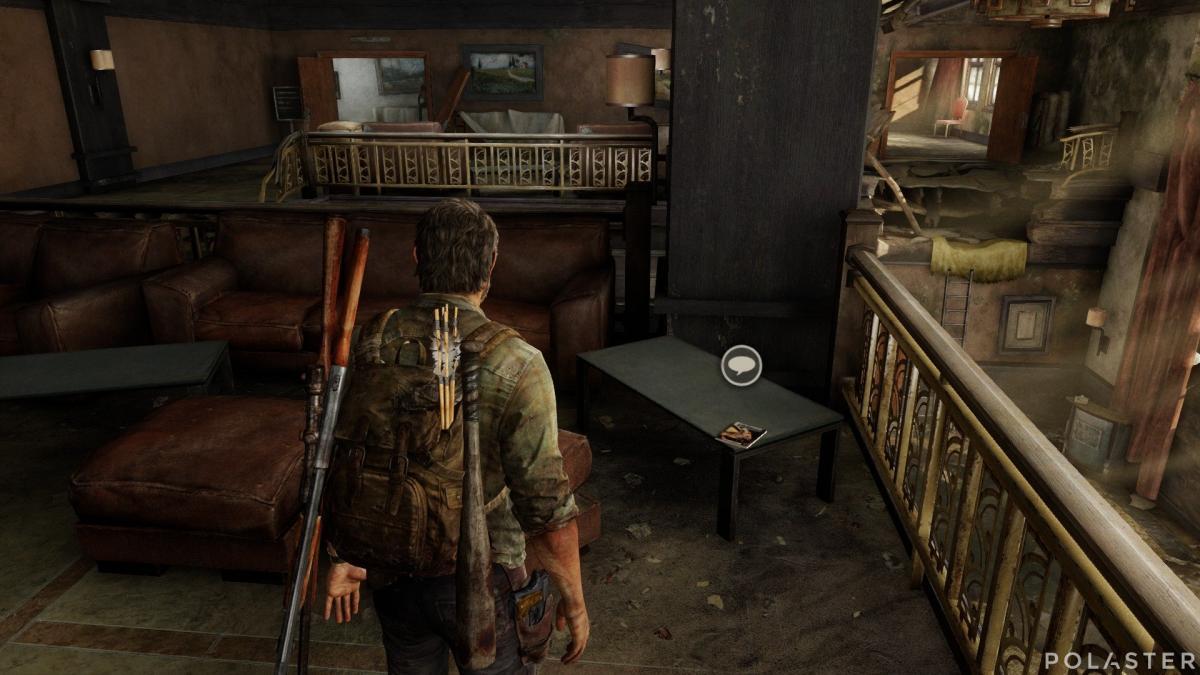 The Last of Us Cómic (Crecimiento)