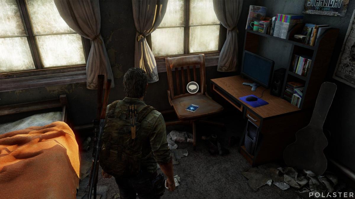 The Last of Us Cómic Fase profunda