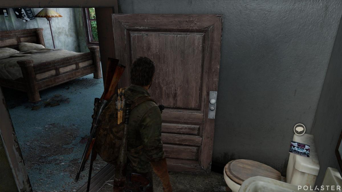 The Last of Us Cómic (Partícula mensajera)