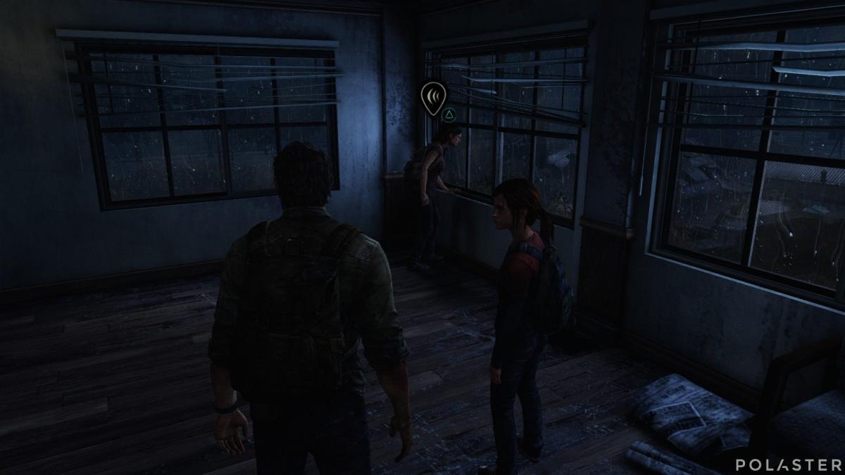 The Last of Us Conversación opcional