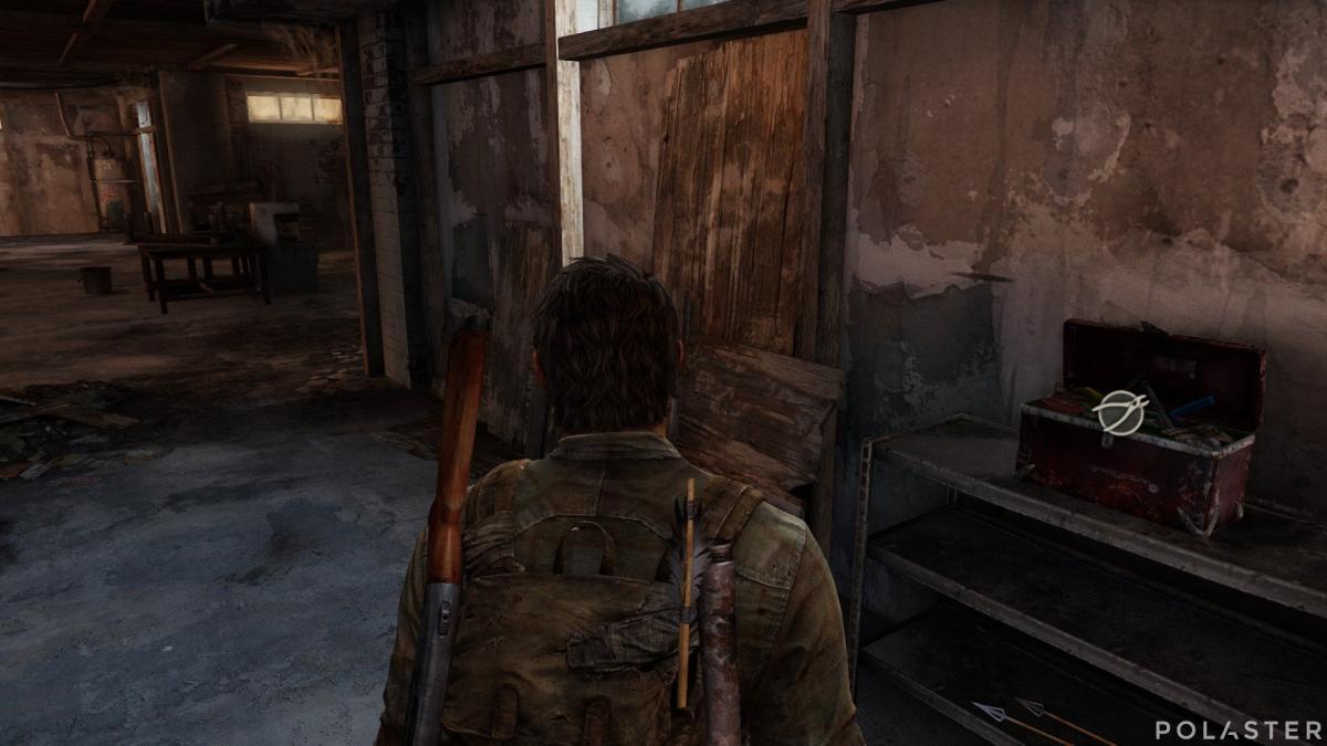 The Last of Us Herramientas de nivel 1