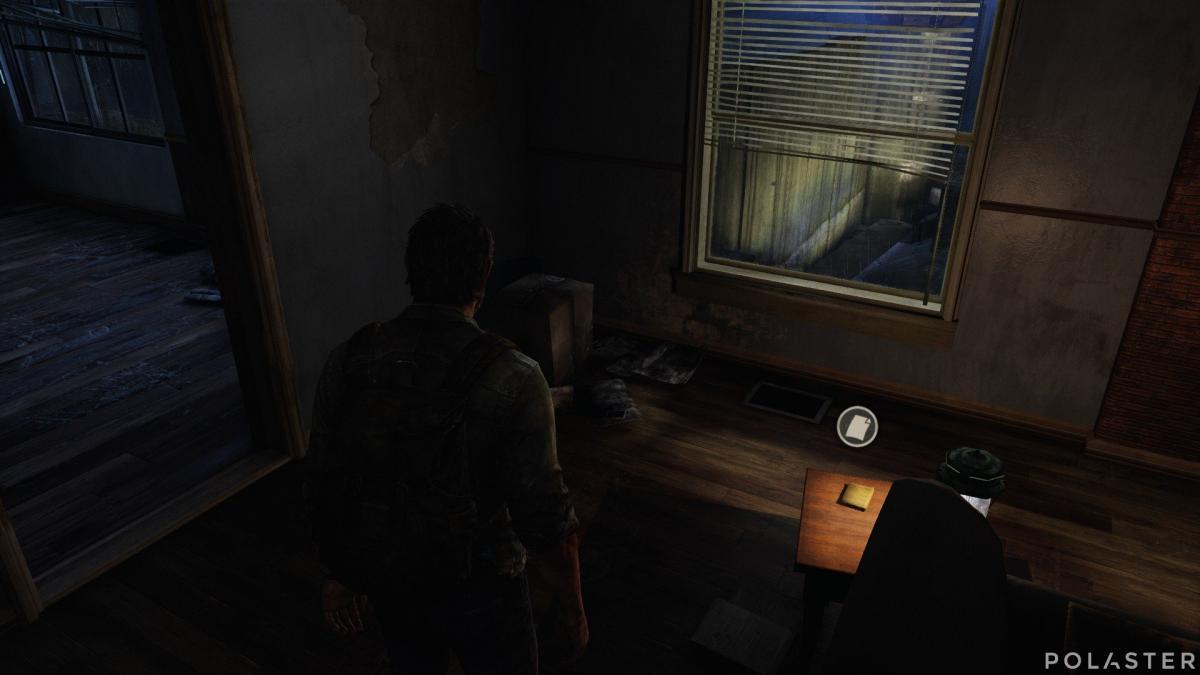 The Last of Us Artefacto Lista de Tess