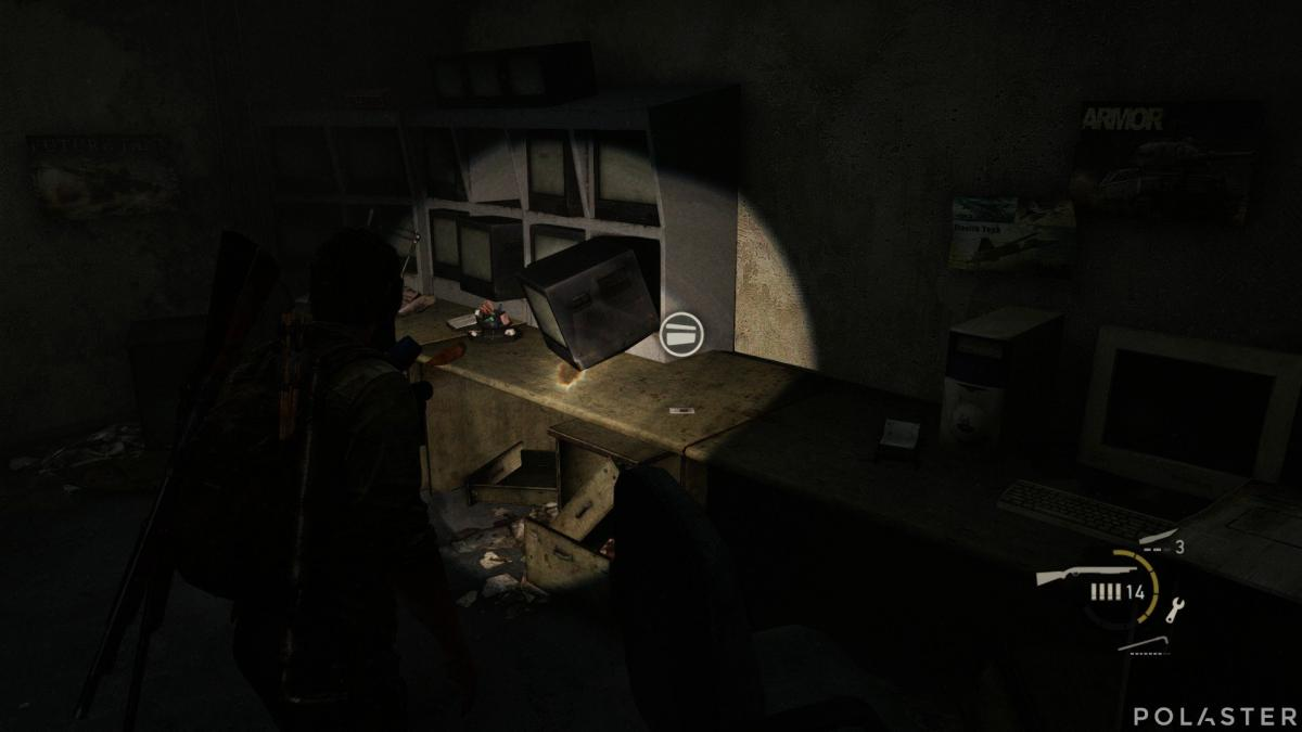 The Last of Us Artefacto Llave de tarjeta del hotel