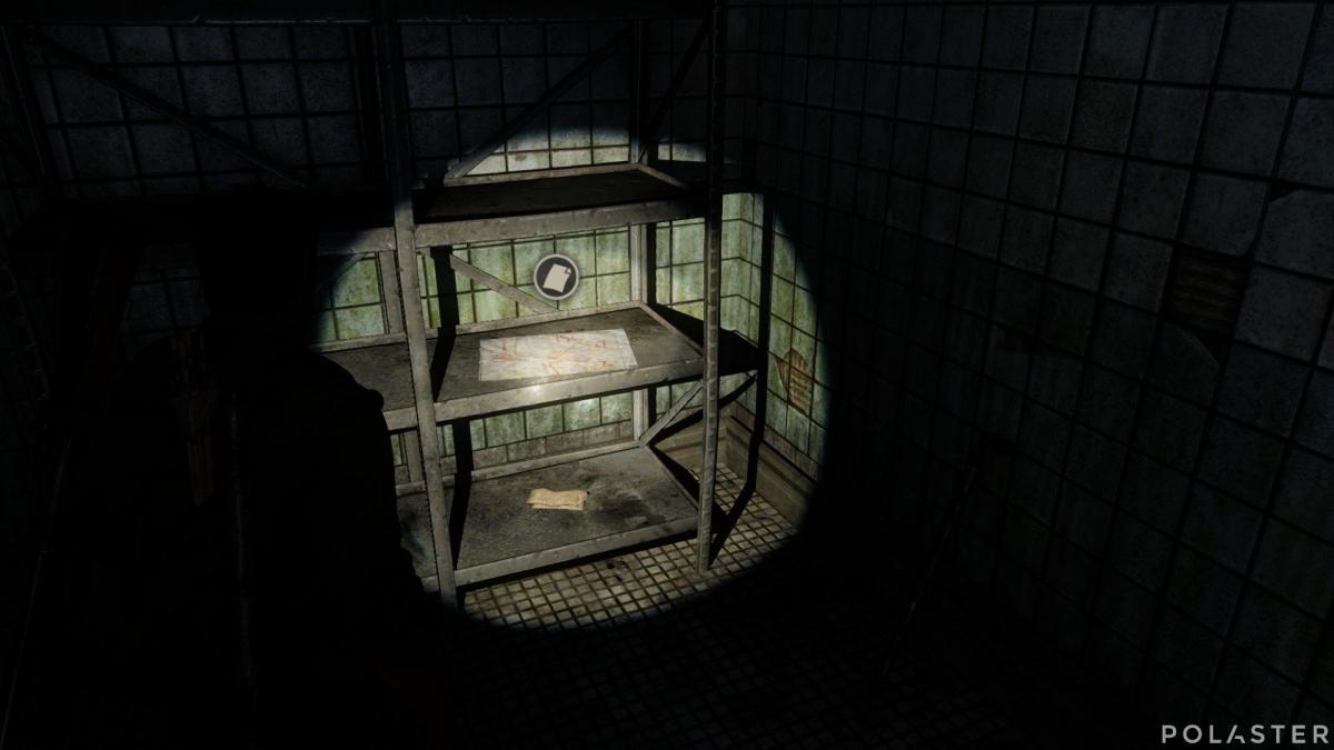 The Last of Us Artefacto Mapa de zonas perdidas