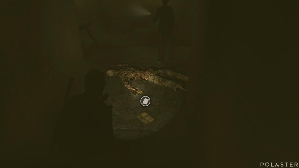 The Last of Us Artefacto Nota de contrabandista