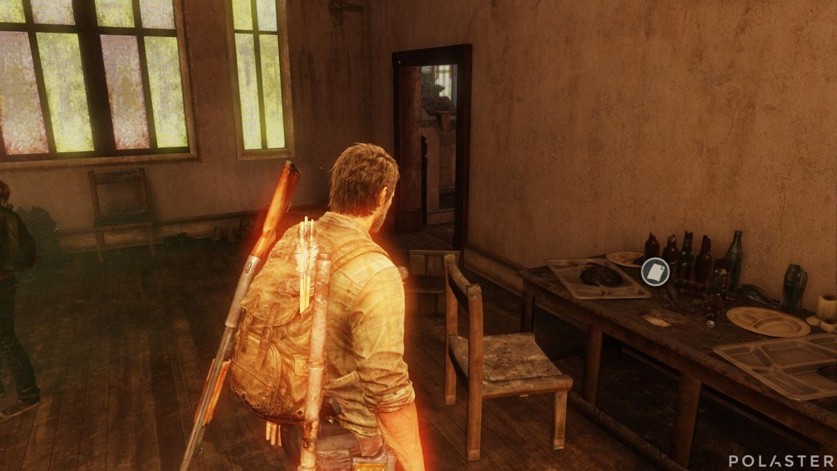 The Last of Us Artefacto Nota de las bombas