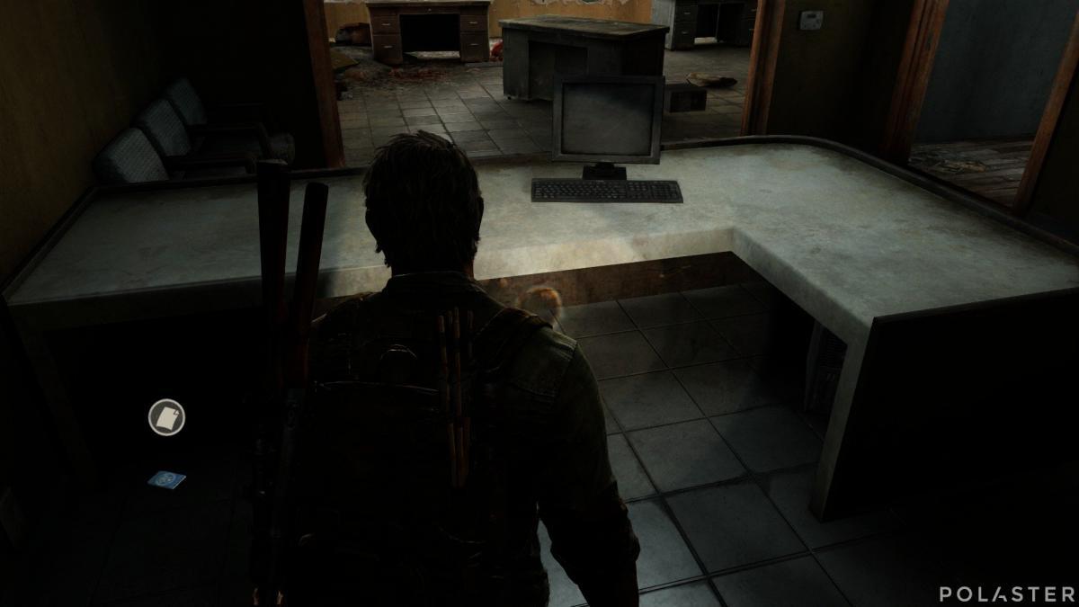 The Last of Us Artefacto Nota del ataque de la banda