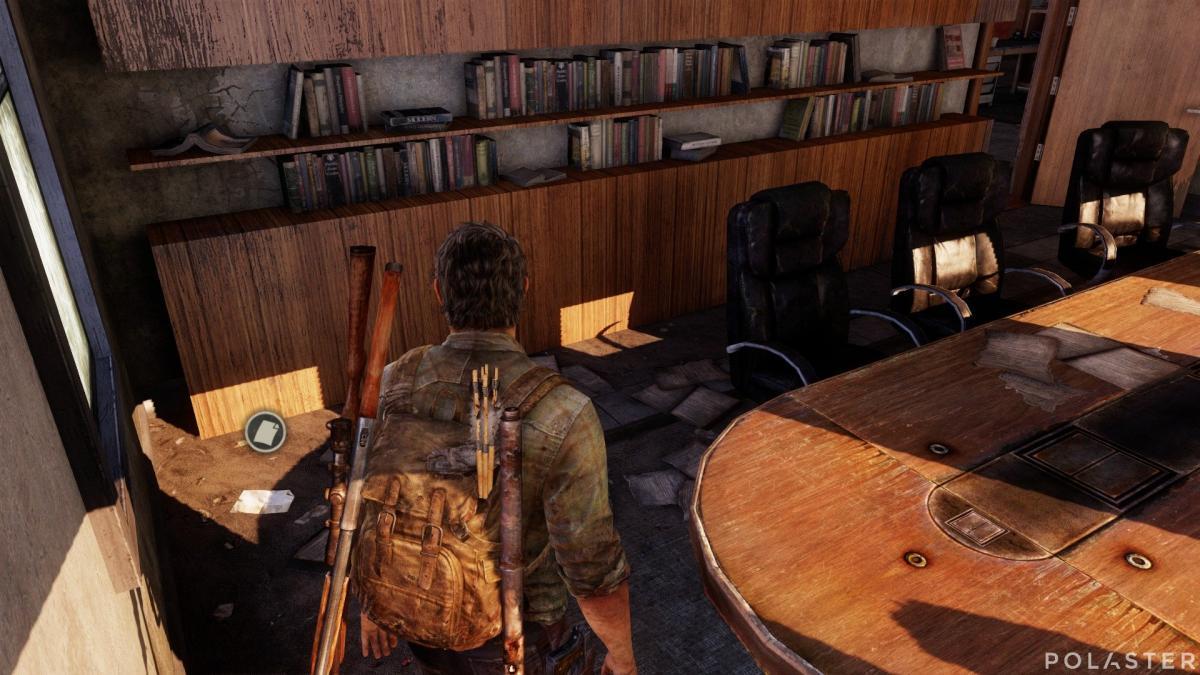 The Last of Us Artefacto Nota del juicio