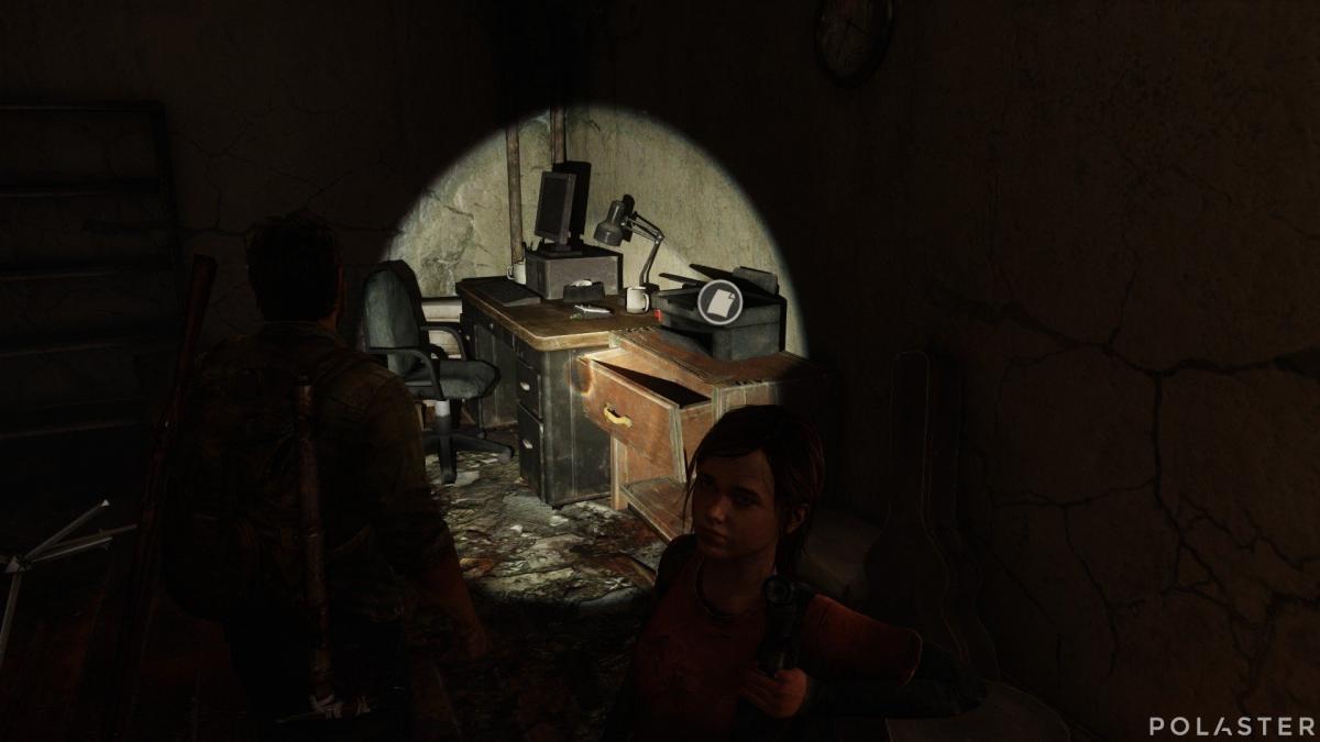 The Last of Us Artefacto Nota del perímetro