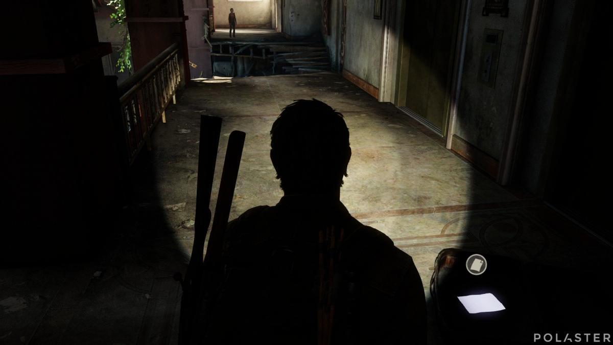 The Last of Us Artefacto Nota para el personal