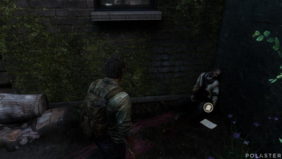 The Last of Us Artefacto Órdenes de los Luciérnagas